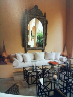 wrought iron wall mirrors for living room