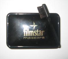 Filmstar's mascara Good Old Times, Teenage Years, Old Toys, Vintage Beauty, Finland, Childhood Memories, Mascara, Retro Vintage, Old Things