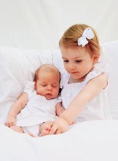 Sweden's little princesses