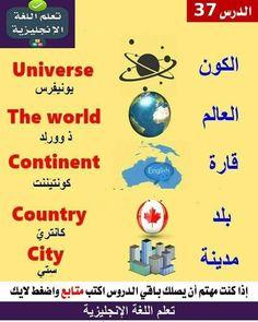 Learning Arabic MSA (#FabienneM) English Language Course, English Language Learning, Teaching English, Second Language, Language Study, Arabic Language, Learn English Words, English Lessons, Learn Arabic Online