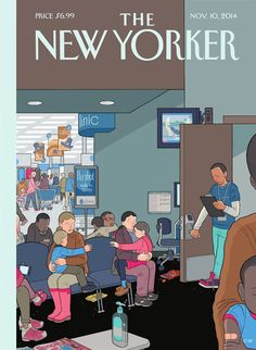 Chris Ware   The New Yorker Covers