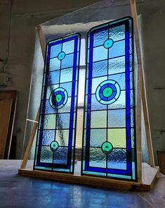 Stained glass windows   Light Leaded Designs   Rossendale Victorian Stained Glass Panels, Modern Stained Glass, Stained Glass Door, Making Stained Glass, Stained Glass Projects, Stained Glass Patterns, Leaded Glass, Window Maker, Selling Crafts Online