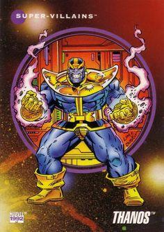 Thanos Marvel Universe Series 3 #126