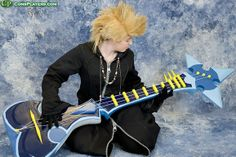 Building Demyx's Sitar - A Picture Tutorial - Cosplay.com