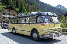 Postbus am Großglockner