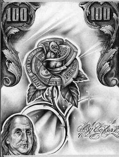 All About Art Tattoo Studio Rangiora. Chicano Art Tattoos, Chicano Drawings, Body Art Tattoos, Sleeve Tattoos, Payasa Tattoo, Money Tattoo, Tatoo Art, Tattoo Design Drawings, Tattoo Sketches