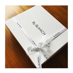 By BLANCH shoes packaging <3 www.byblanch.com #ethical #vegan