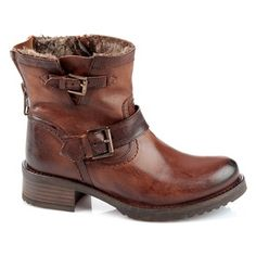 Boots - marron - Buffalo - Ref: 1369652 | Brandalley