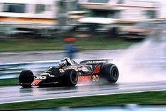 Waterwolf. Keke Rosberg. Watkins Glen. 1979.