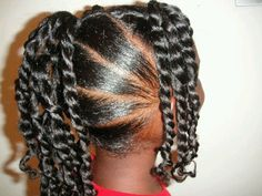 Gorgeous Kid's Style From Beads Braids & Beyond - http://www.blackhairinformation.com/community/hairstyle-gallery/kids-hairstyles/gorgeous-kids-style-beads-braids-beyond/ #kidshair #naturalhair