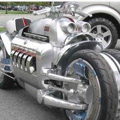 Dodge Tomahawk. Top speed - 350mph