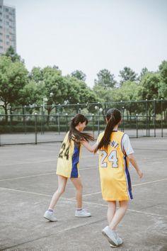 你们说要找个会打篮球的男朋友 -洪小漩