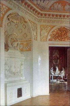 Hall of Peace - Pavlovsk Palace & Park - Country Residence of the Russian Imperial Family