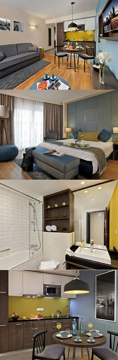 Corporate serviced accommodation in the city centre and close to the Frankfurt Messe Trade Fair area. Here are City Centre Frankfurt Apartments, Centre, Frankfurt