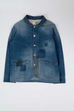 Blue Button Shop - Patched Coverall - RUL13NOUTUDEN100118