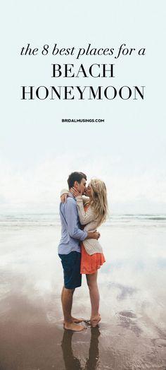 8 Epic Places for a Beach Honeymoon | Bridal Musings Wedding Blog