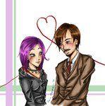 Tonks & Remus.