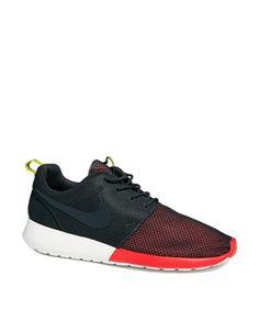 7cf8d2aca45 Nike Roshe Run Trainers Greaser Style