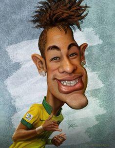 Go Brazil!!! Neymar...