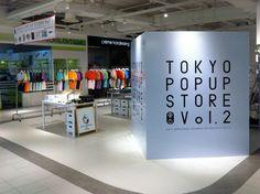 TOKYO POP UP STORE vol.2 / 2010