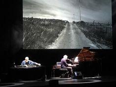 David Bridie & Zane Trow in concert 11/11/017.
