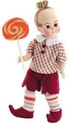 Wizard of Oz - Orange Lollipop Munchkin