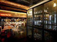 BarQue restaurant by K studio Athens 03
