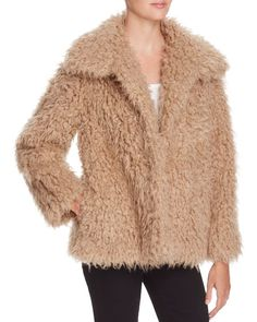 Rebecca Taylor Fluffy Faux Fur Jacket Faux Fur Jacket 8eea8593b