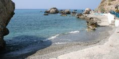 Agia Fotini Beach in Karames, Rethimno, Crete Creta, Peaceful Life, Greek Islands, Affair, Beaches, Greece, Explore, Water, Outdoor