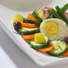Tonno in scatola: le ricette veloci per lo sport - Ricetta Insalata
