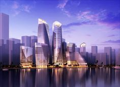 SHENZHEN | Excellence Qianhai Towers