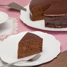 Sachertorte Desserts, Food, Dessert Ideas, Easy Meals, Chef Recipes, Food Food, Tailgate Desserts, Deserts, Essen