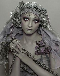 RELIGOUS ICONS NO.ISE MAGAZINE | NOVEMBER 2010 CANNES FASHION PHOTOGRAPHY FESTIVAL | JULY 2011 PHOTOGRAPHER | LUCIA GIACANI MAKE UP & STYLING | AARON HENRIKSON #religousicons #luciagiacani #makeup