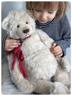 teddy bear willy by anna bratkova
