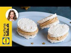 Laskonky 😍 | Veronika Bušová | Kuchyňa Lidla - YouTube Baking Videos, Lidl, Cereal, Gluten Free, Sweets, Breakfast, Youtube, Food, Glutenfree