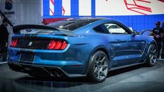 Shelby GT350R – the most track-ready road-going production Mustang ever built