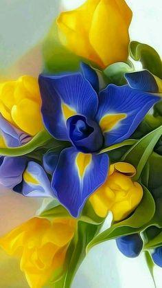 Rare Flowers, Flowers Nature, Exotic Flowers, Amazing Flowers, Beautiful Flowers, Wild Flowers, Beautiful Pictures, Deco Floral, Arte Floral