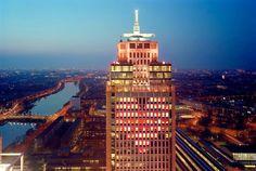 Wedding venue: Rembrandt Tower Boardroom | Highest wedding venue in The Netherlands