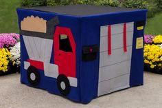 Immediate Shipping Construction Site Playhouse by missprettypretty, $210.00