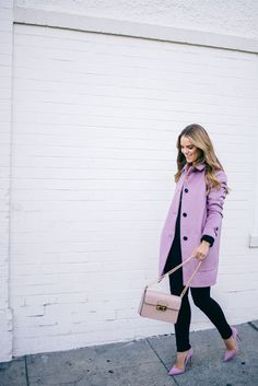457dceb3578 2018 Spring Trend  Pretty Lavender Outfit Ideas to Brighten up Your Days  Rosa Millennial