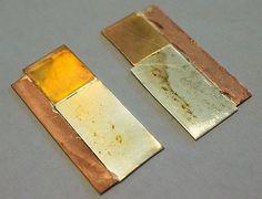 "Love My Art Jewelry: ""Marriage of Metals"" technique & tutorial"