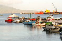 A few good reasons to visit São Miguel and the Azores, Portugal - via Breathe wit us 27.02.2015 | Let's look at some of the reasons why you should visit São Miguel and the Azores. Photo: Fishing boats
