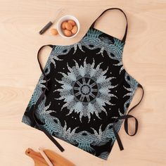 Crystal Mandala, Apron Designs, Top Artists, Print Design, My Arts, Women's Fashion, Art Prints, Crystals, Printed
