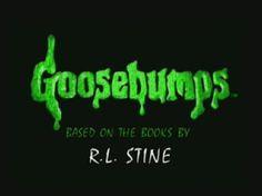 Goosebumps Tv show Goosebumps (TV show), my favorite 90s tv show and book series!