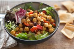 Curried Chickpea Salad | Whole Foods Market