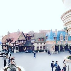 Being here felt like a dream ✨💖🏰@tokyodisneyresort_official