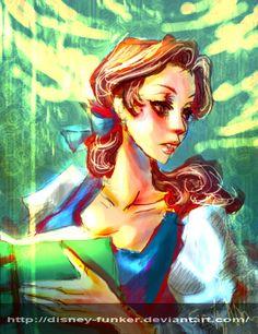 Belle moods -- BatB by ~Disney-Funker on deviantART