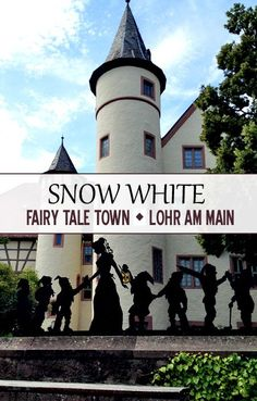 Snow White Fairy Tale Town Lohr am Main Germany