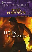 Up In Flames by Rita Herron Cover Art, Author, History, Books, Movies, Movie Posters, Historia, Libros, Film Poster