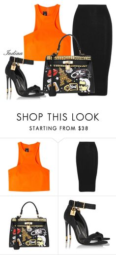 """Untitled #3729"" by teastylef ❤ liked on Polyvore featuring Dsquared2, Cushnie Et Ochs and Tom Ford"